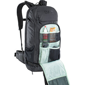EVOC FR Trail E-Ride Plecak z protektorem 20l, black